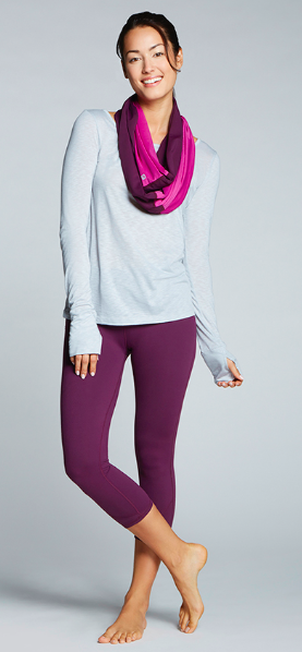 Super cozy outfit for lounging around!