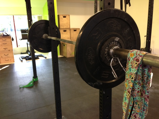 Barbell love