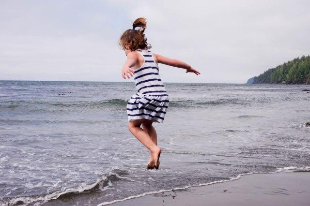 Rina, wave jumping